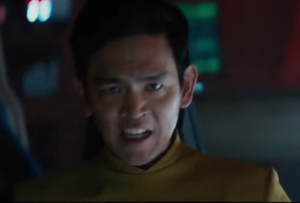 Star Trek Beyond with John Cho