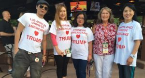 Chinese Americans for Trump