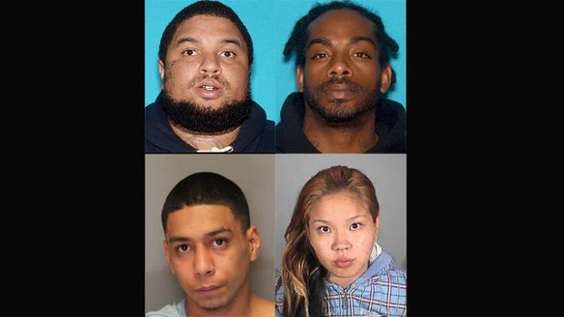 Vallejo Kidnap Suspects