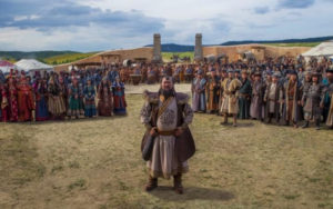 Benedict Wong as Marco Polo