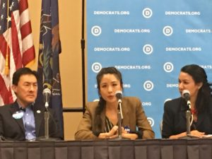 Constance Wu at DNC