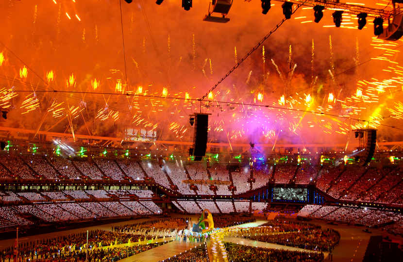 Rio Olympics Closing Ceremony