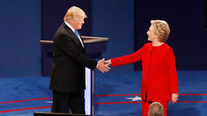 Clinton-Trump Debate 1