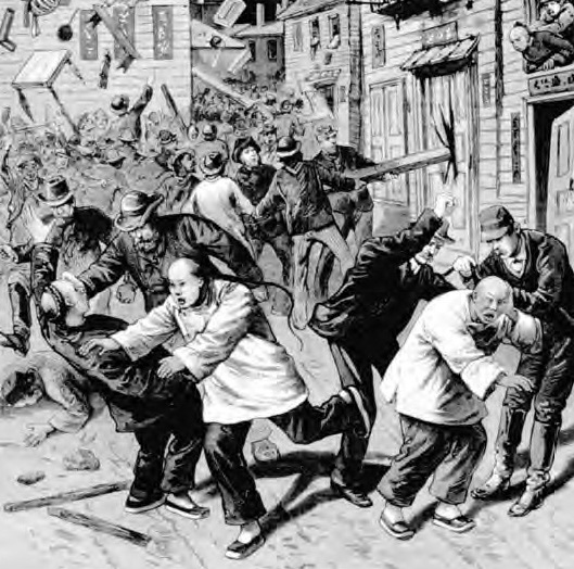 Chinatown Massacre 1871