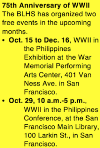 WWII 75th Anniversary Events