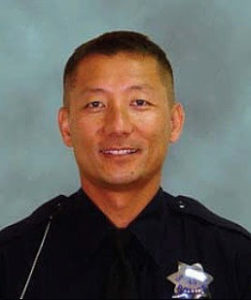 Officer Robby Chon