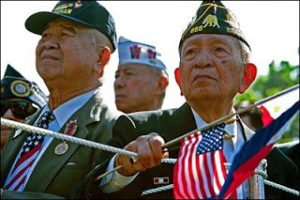 Filipino WWII Veterans